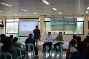 1st General Assembly of the Farmers' Federation of Castillejos