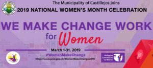 Women's Month Celebration 2019