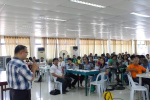 Formulation of Barangay Development Plan and Capacity Development Agenda