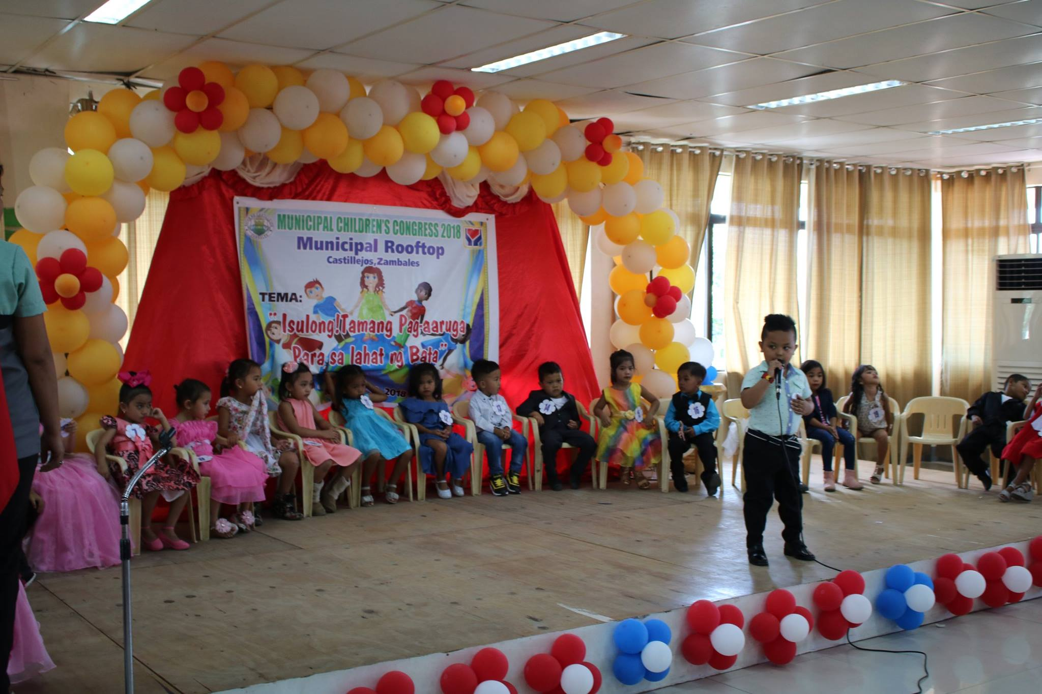 Municipal Children's Congress 2018