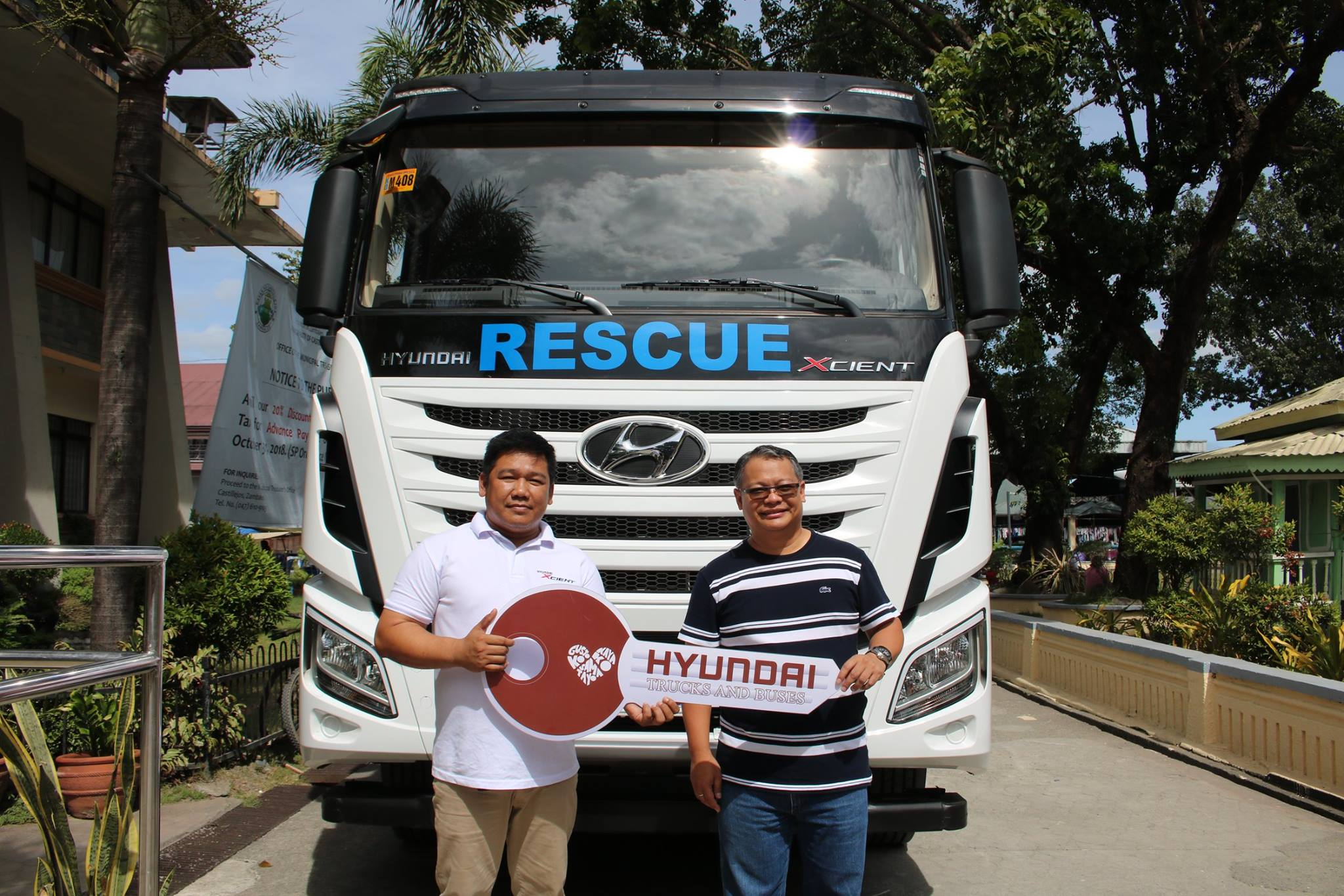 Procurement of new Multipurpose Hyundai Truck