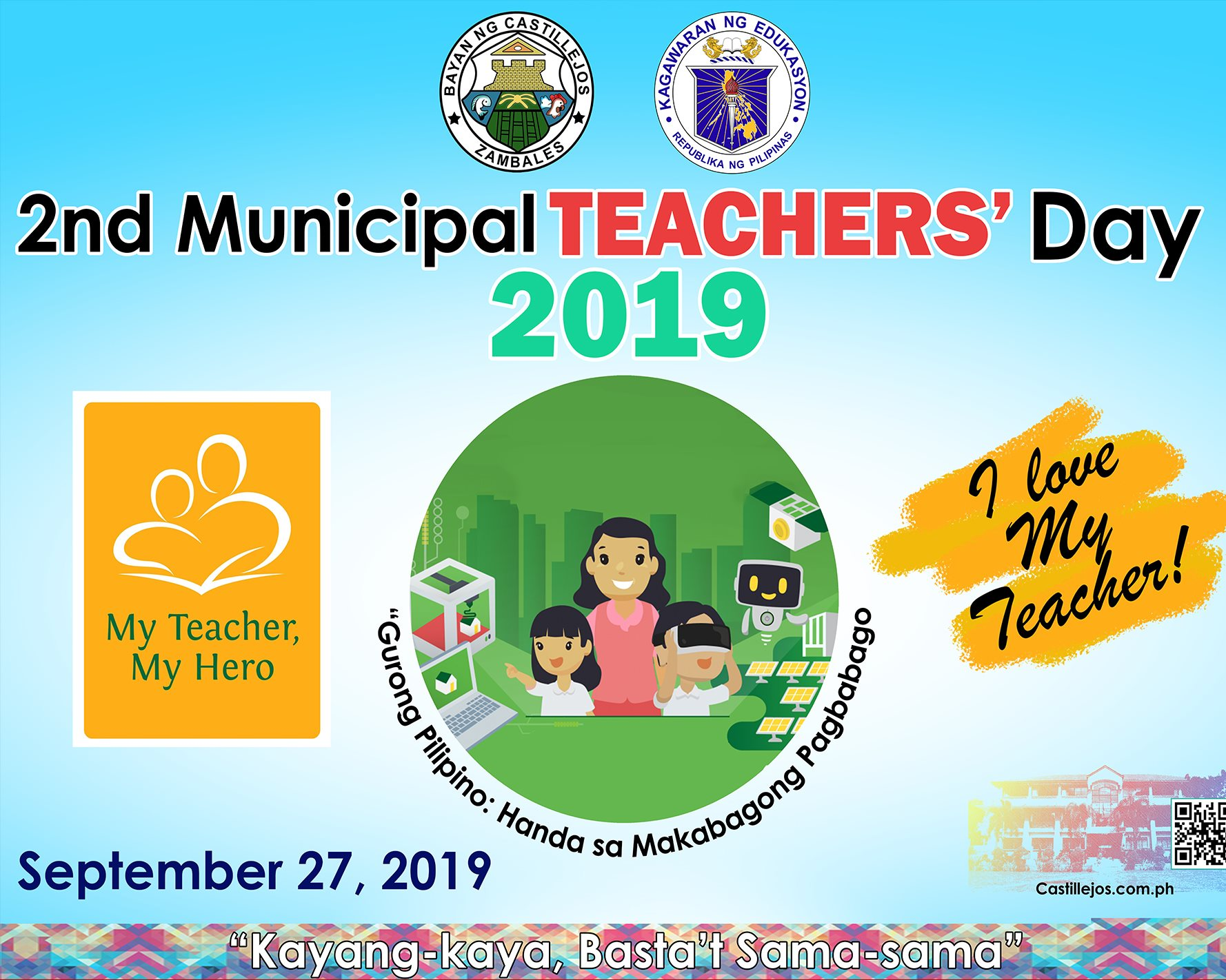2nd Municipal Teachers' Day Celebration
