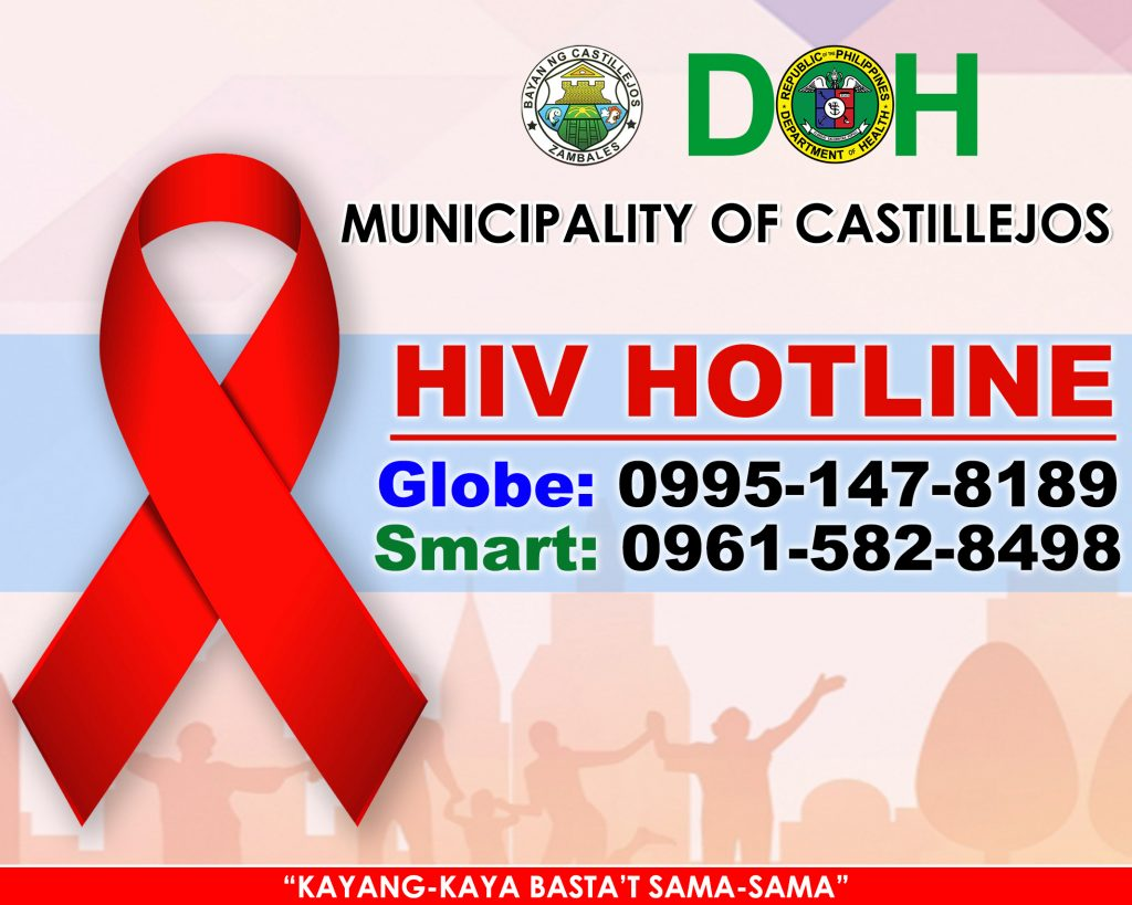 HIV HOTLINE